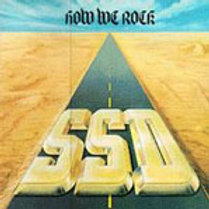S.S.D. - How We Rock  SEALED ORIGINAL LP