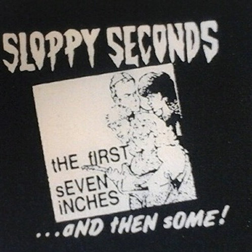 SLOPPY SECONDS SMALL PATCH
