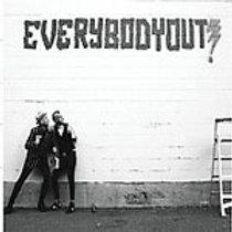 EVERYBODY OUT ex Dropkicks/ Freeze - S/T LP