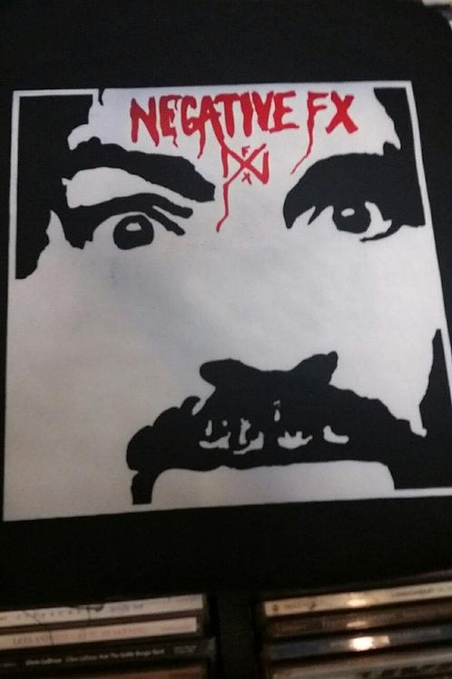 Negative fx Back Patch
