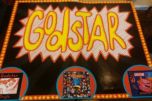 GODSTAR - POSTER
