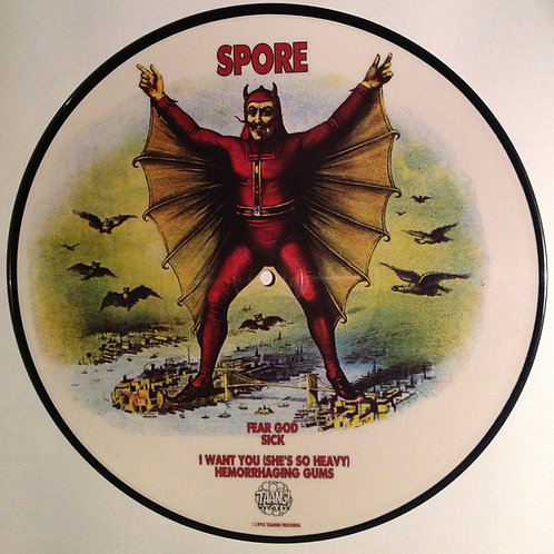 SPORE - Fear God