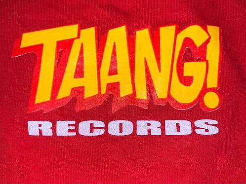 DOUBLE SIDED RED TAANG T-SHIRT