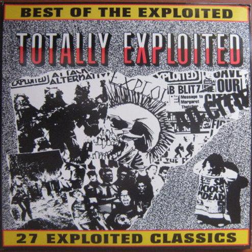 WHOLESALE | EXPLOITED - BEST OF THE EXPLOITED 27 Songs