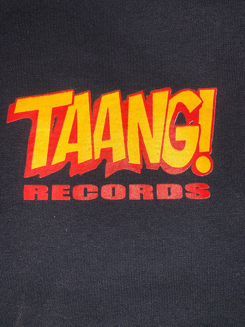 DOUBLE SIDED BLACK TAANG T- SHIRT