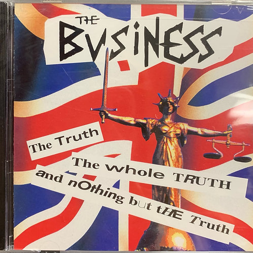 BUSINESS WHOLE TRUTH CD