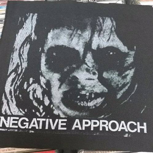 Negative Approach Exorcist Back Patch