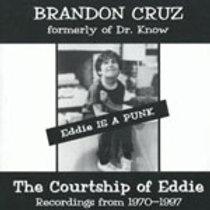 DR. KNOW -BRANDON CRUZ - EDDIE IS A PUNK CD