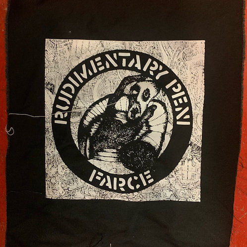 RUDIMENTARY BACK PATCH