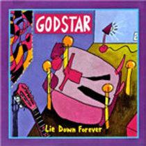 GODSTAR - LIE DOWN FOREVER CD