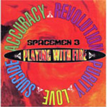 SPACEMEN 3 - PLAYING WITH FIRE DOUBLE LP