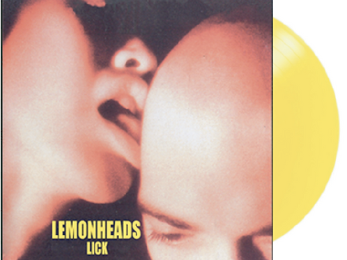 LEMONHEADS Lick LP