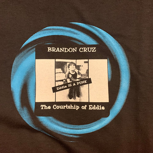 BRANDON CRUZ-DEAD KENNEDYS Eddie Is A Punk