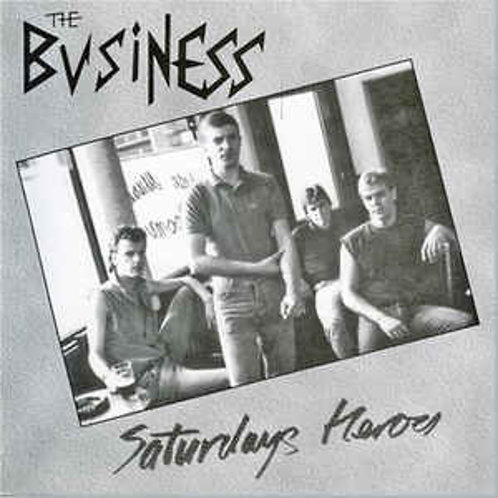 BUSINESS - SATURDAYS HEROES CD