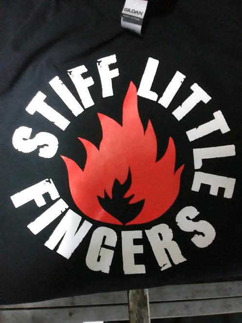 STIFF LITTLE FINGERS T-SHIRT