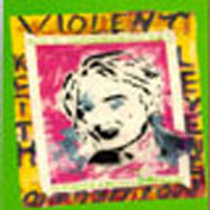 KEITH  LEVENE - W/ REDHOT CHILI PEPPERS CASSETTE