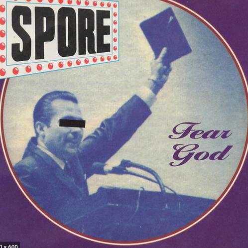 SPORE - Fear God 7 in
