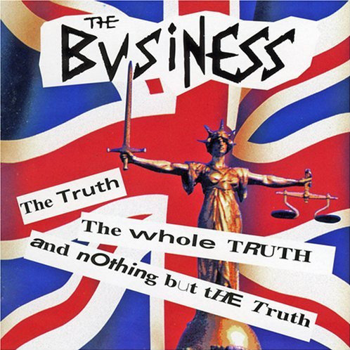 BUSINESS - THE TRUTH THE WHOLE TRUTH LP