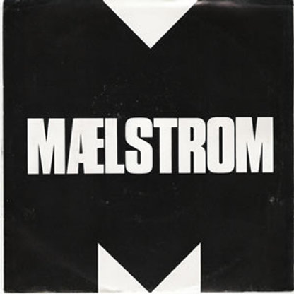 MAELSTROM - MEGAMORPHISIS 7 INCH