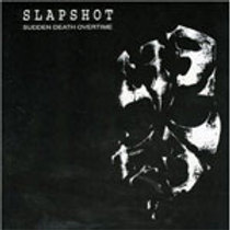 SLAPSHOT - SUDDEN DEATH OVERTIME CD