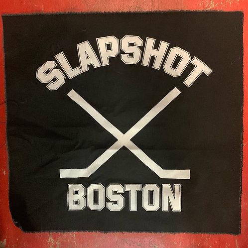 SLAPSHOT BOSTON BACK PATCH