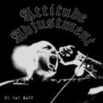 ATTITUDE ADJUSTMENT - NO WAY BACK CD