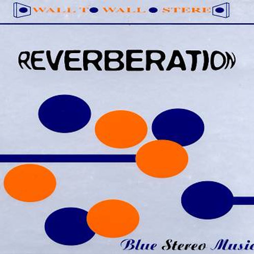 REVERBERATION - EX-Spacemen 3 BLUE STEREO MUSIC CD