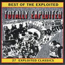 EXPLOITED - BEST OF THE EXPLOITED 27 SONG CD