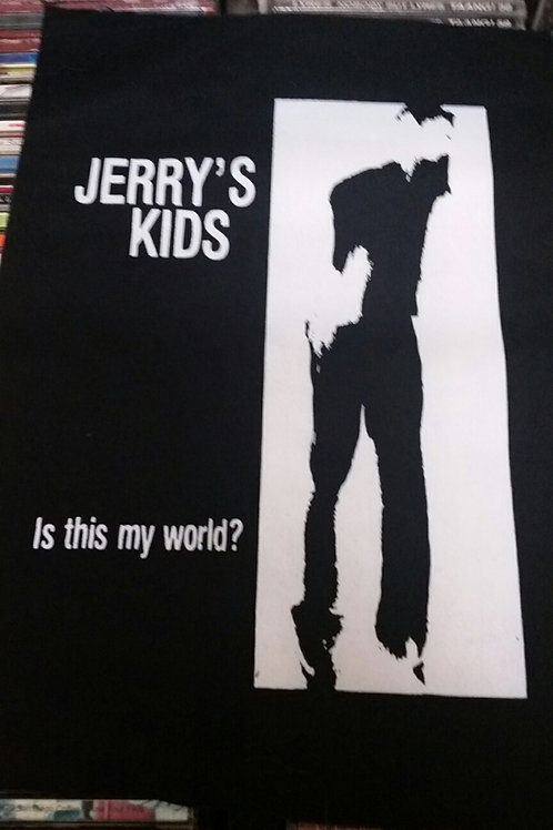 Jerry's Kids Back Patch