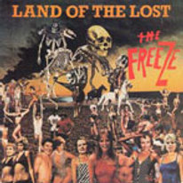 FREEZE - LAND OF THE LOST CD