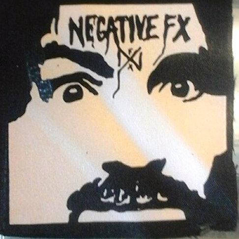 NEGATIVE FX SMALL PATCH