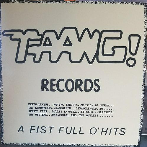 A FISTFULL O' HITS - RED VINYL LP