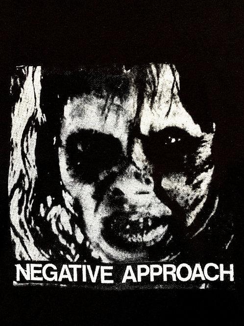 NEGATIVE APPROACH EXORCIST T- SHIRT