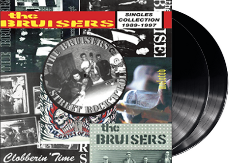 BRUISERS Singles Collection Double LP