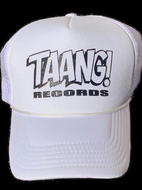 TAANG! Trucker (White)