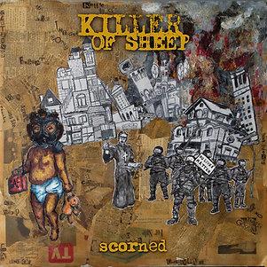 KILLER of SHEEP - SCORNED LP