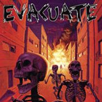 EVACUATE - S/T CD