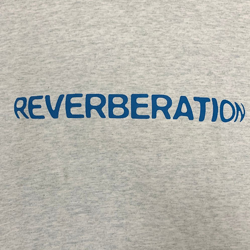 REVERBERATION GREY  T-SHIRT