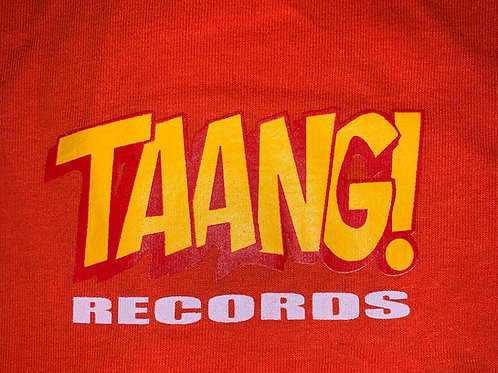 DOUBLE SIDED ORANGE TAANG T-SHIRT