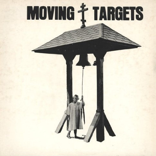 MOVING TARGETS - Burning in Water - WHITE VINYL LP