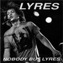 LYRES - NOTHING BUT LYRES  CD