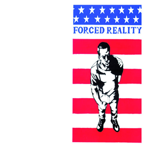 FORCED REALITY - RED VINYL LP