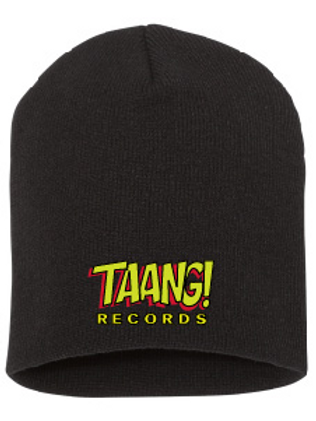 TAANG! Beanie (Red/Yellow)