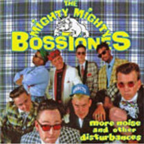 MIGHTY MIGHTY BOSSTONES - MORE NOISE CASSETTE