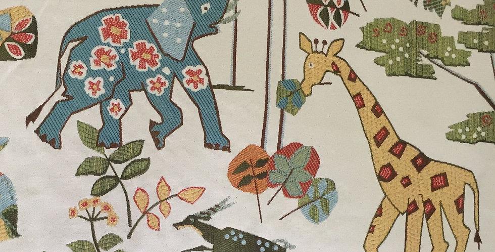 Whimsical Safari - Multicolored