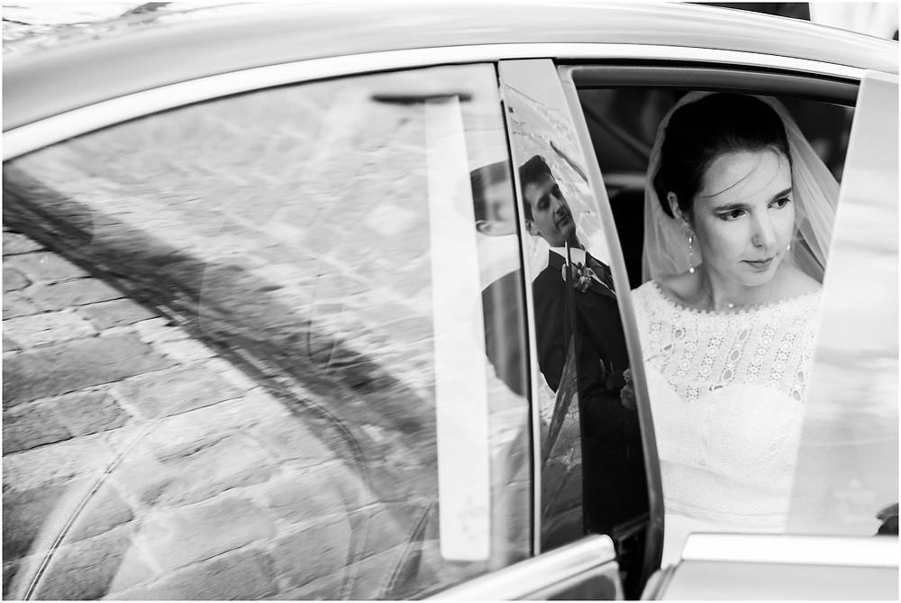 voiture mariage la vallée aux pages