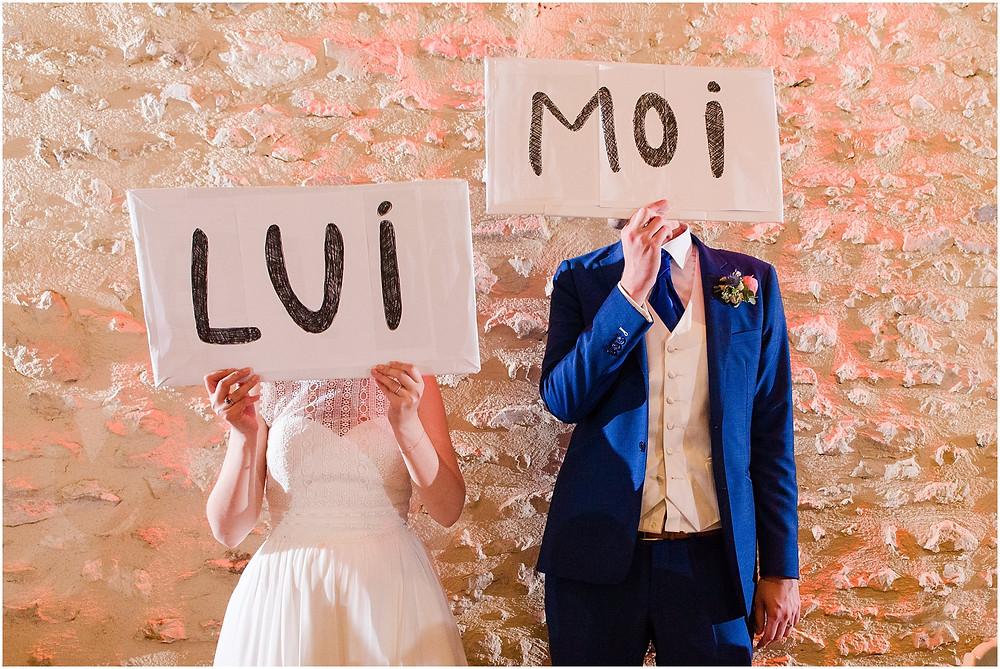 animation photographe mariage yvelines
