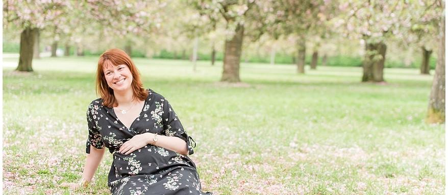 Séance Grossesse au Parc de Sceaux | AS&M