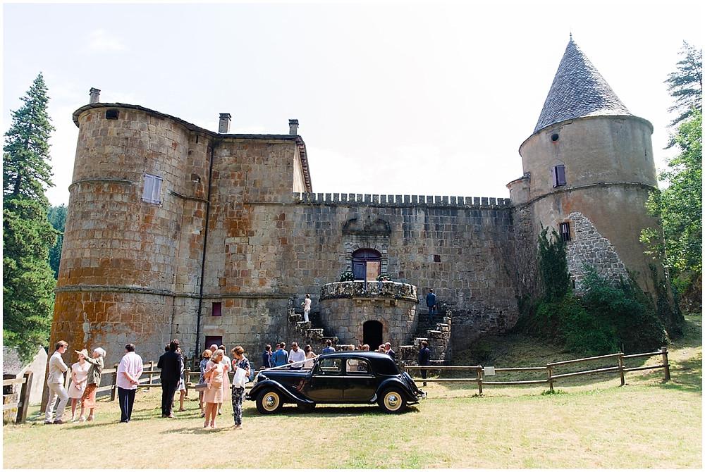 Mariage Château Roquedols