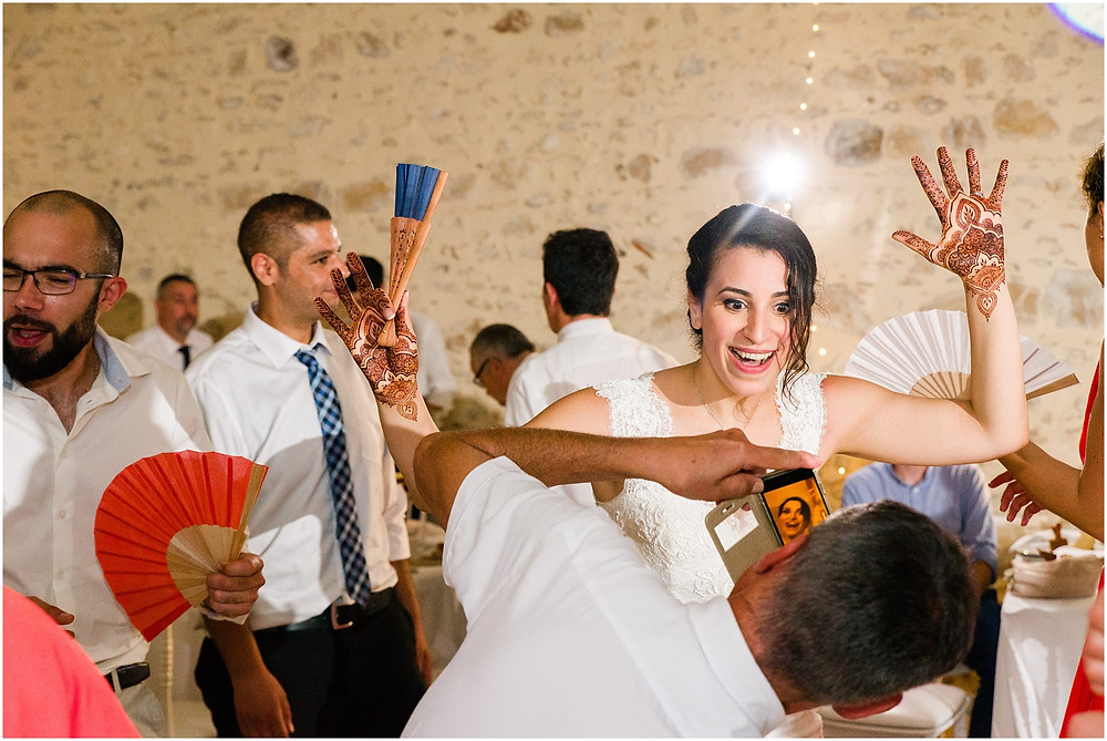 photographe mariage domaine de la thibaudière